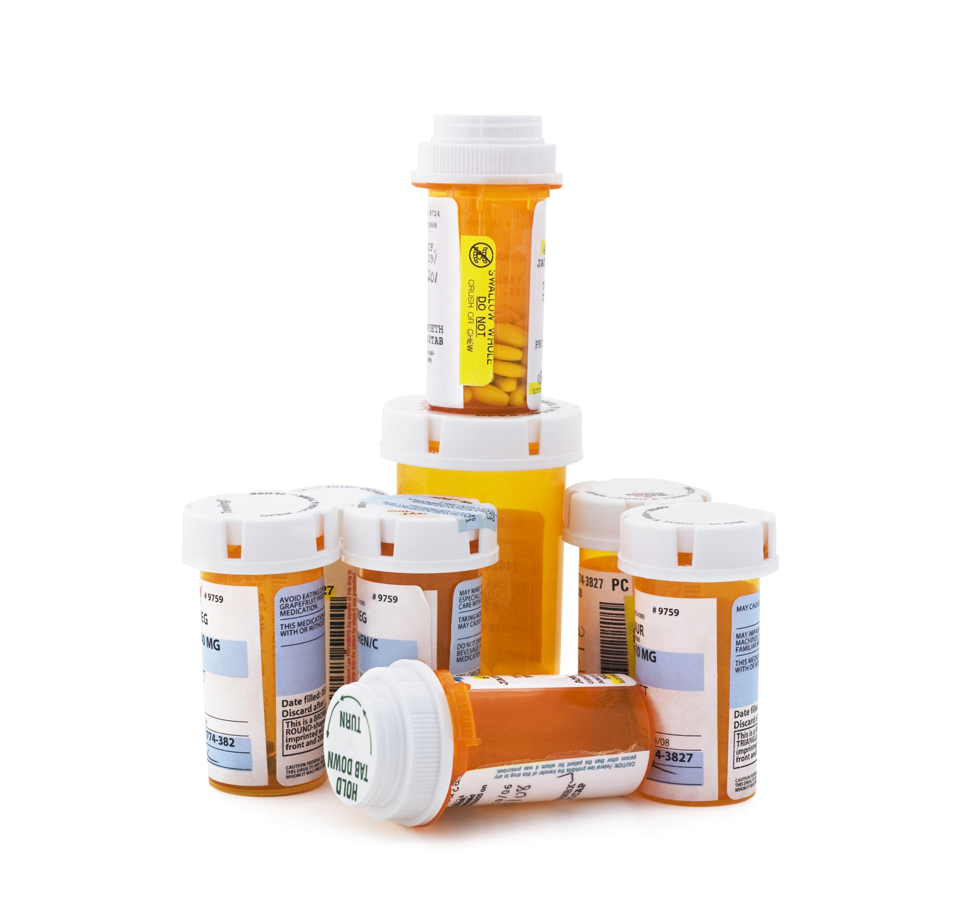 Nursing Precautions For C Diff Pill Bottles
