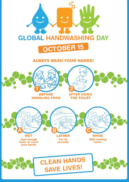 Hand Washing With Soap C Diff Foundation