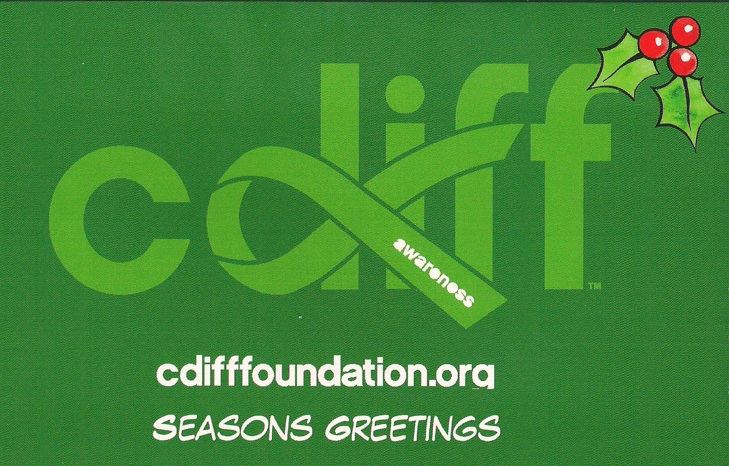 Seasons greetings from the c diff foundation c diff foundation m4hsunfo